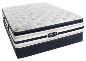 Beautyrest Recharge Riversong Pillow Top Plush Queen Mattress