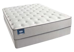 Beautysleep Andrea Plush Twin Mattress