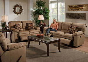 Impulse Café Reclining Sofa & Loveseat