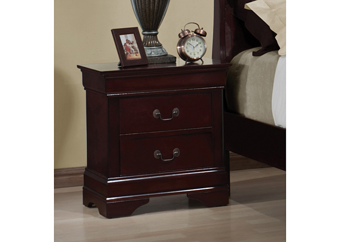 Tallahassee Discount Furniture Tallahassee Fl Louis Philippe Cherry Night Stand