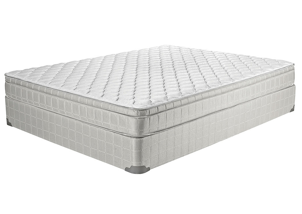 Your Cost Furniture Twin Laguna Euro Top Mattress