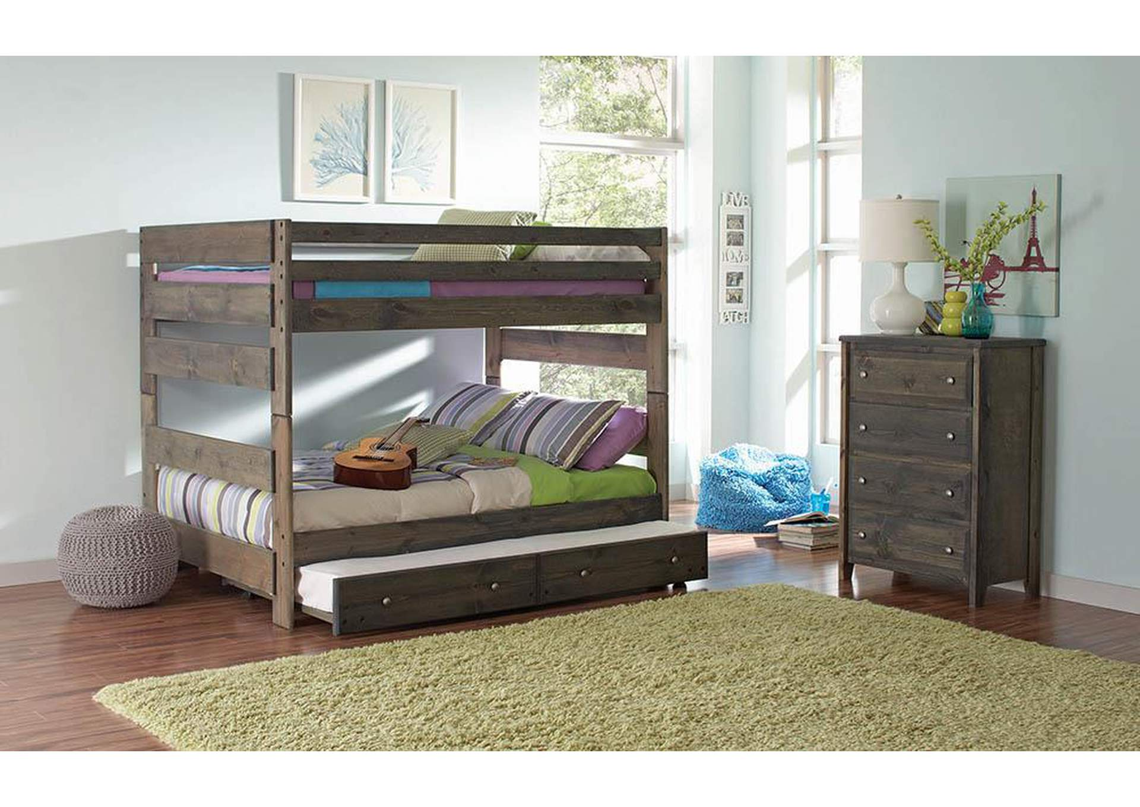 Furniture Palace Grey Under Bed Storage