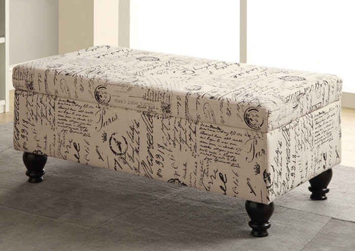 Furniture Palace Storage Bench