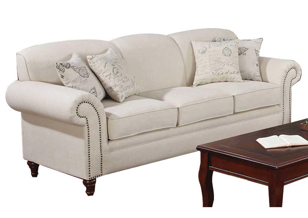 Furniture Merchandise Outlet Murfreesboro Hermitage Tn Norah Cream Sofa