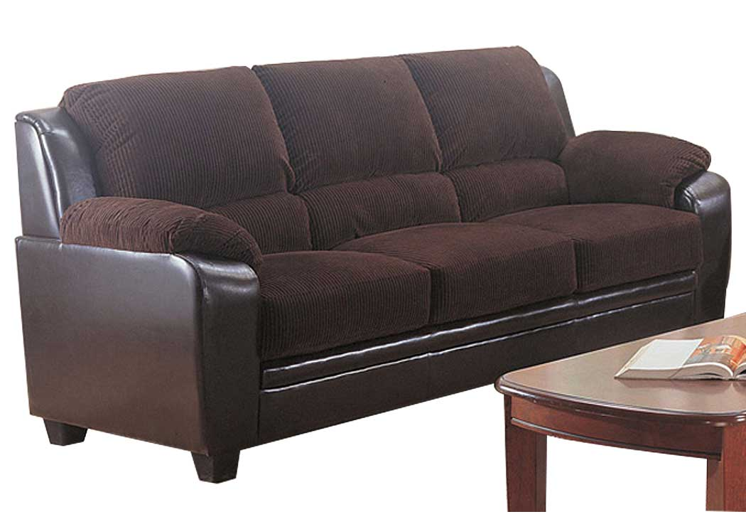 Tallahassee Discount Furniture Tallahassee Fl Monika Chocolate Sofa