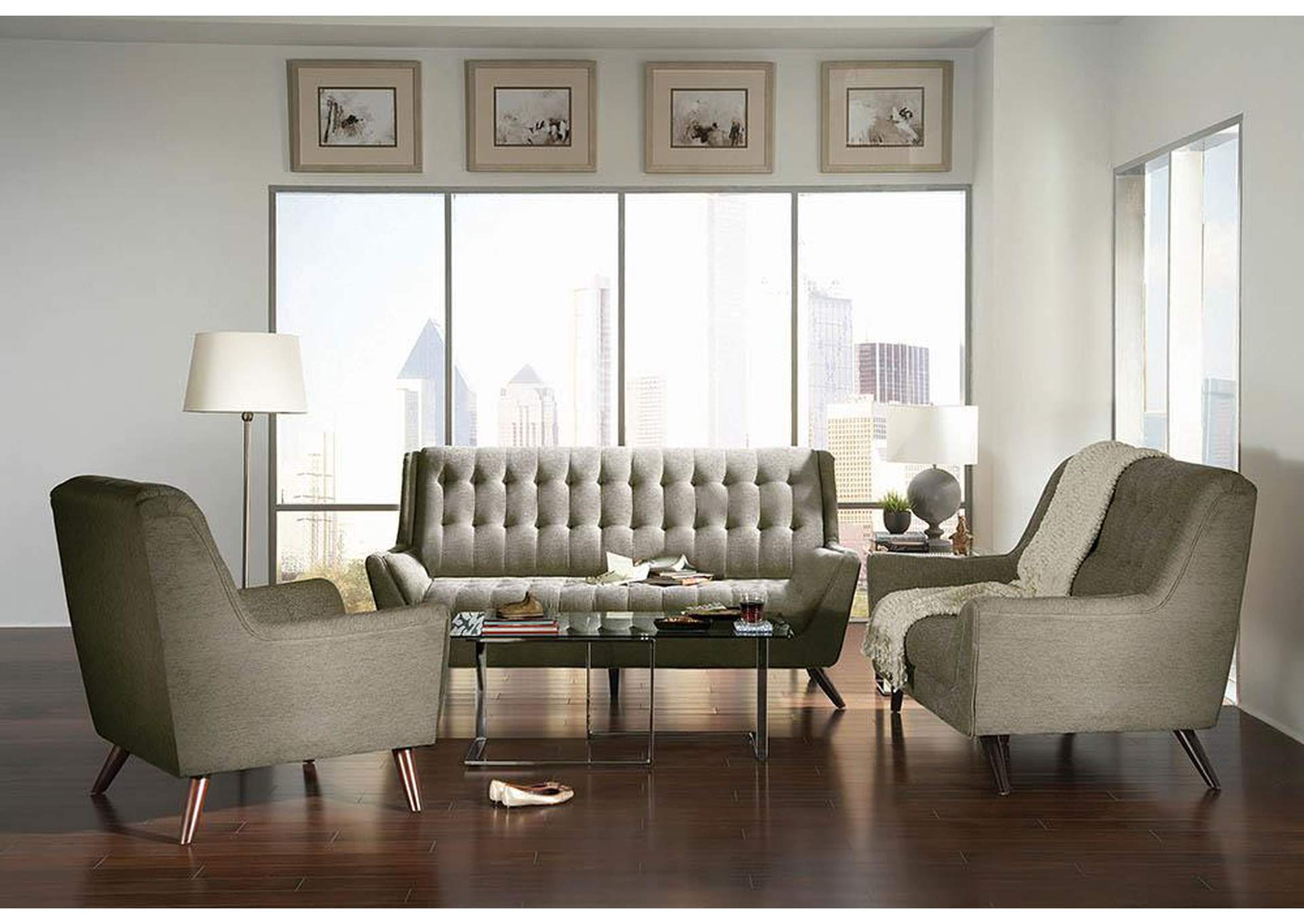 Jennifer Convertibles: Sofas, Sofa Beds, Bedrooms, Dining Rooms u0026 More! Grey Loveseat