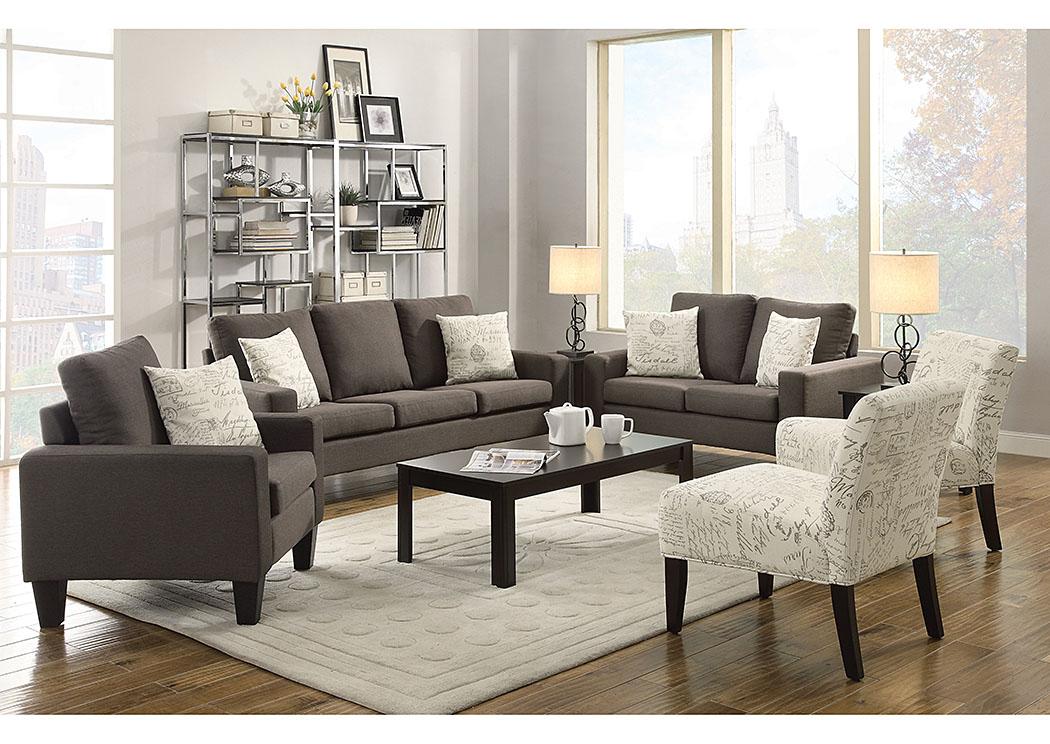 Furniture Palace Grey Sofa Loveseat