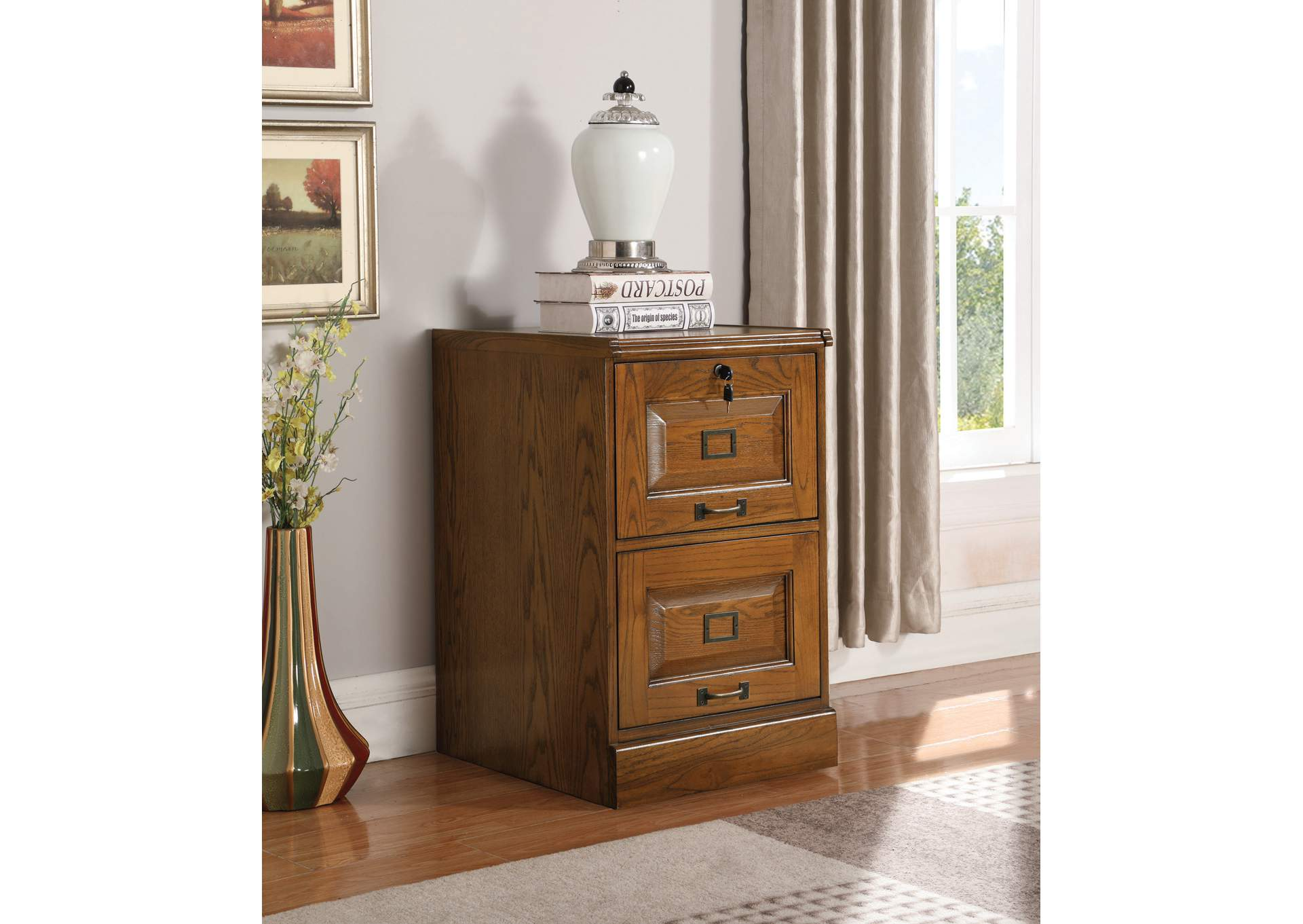 Long Island Discount Furniture Two Drawer Filing Cabinet