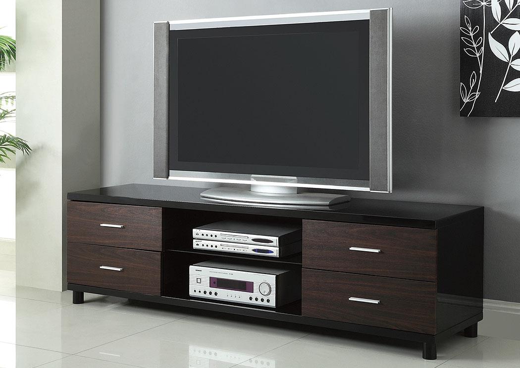 Overstock Furniture Langley Park Catonsville Alexandria Lanham Black Tv Console