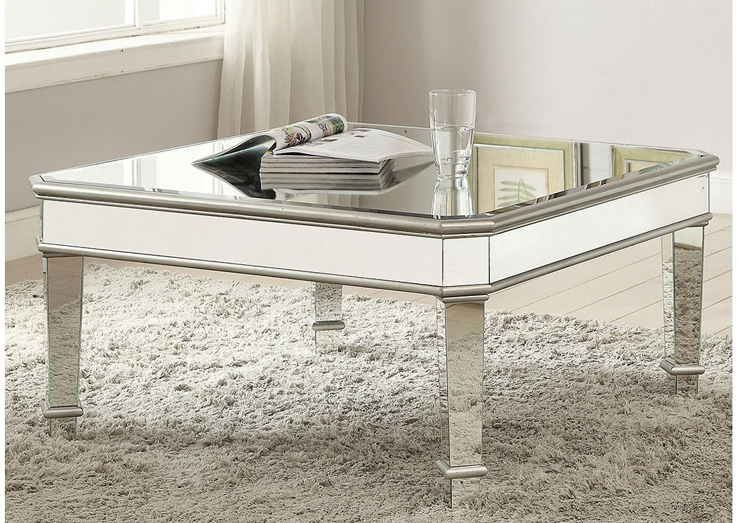 Davis home furniture asheville nc silver coffee table for Table asheville