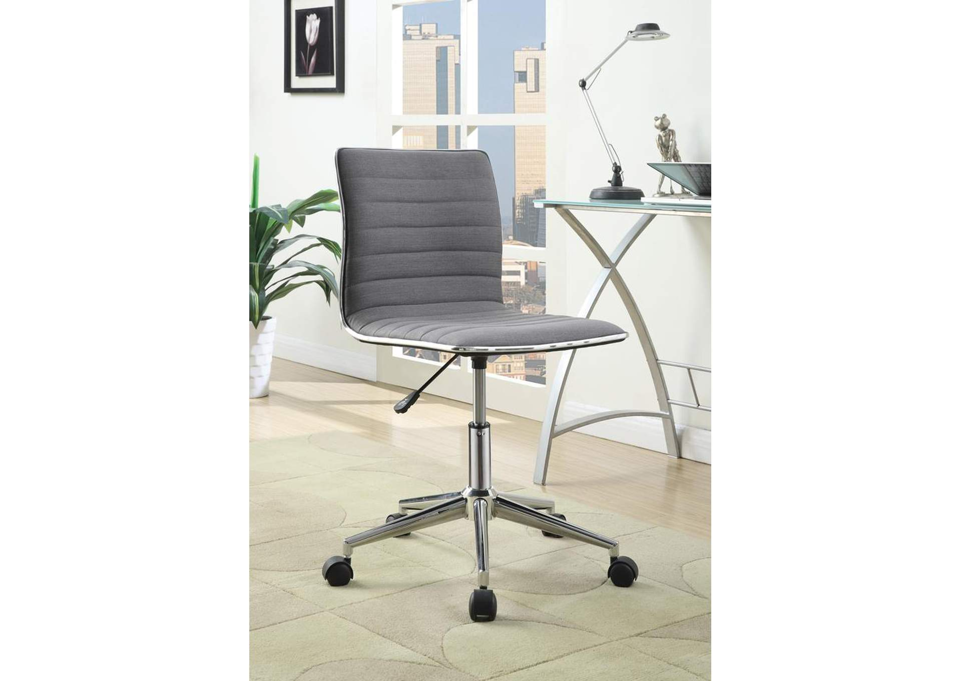 southern furniture co inc grey office chair