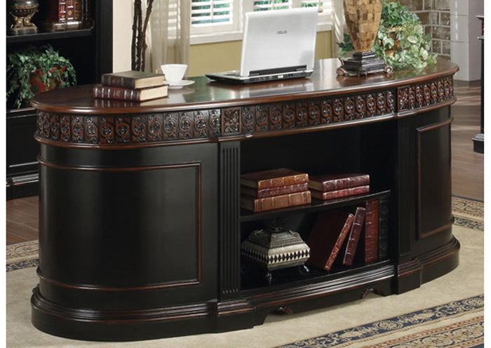 All Brands Furniture Edison Nj Two Tone Oval Desk