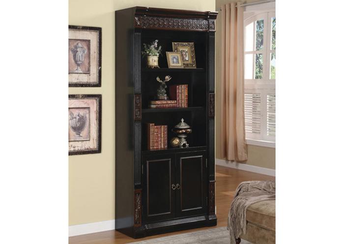 Furniture Warehouse Augusta Ga Two Tone Single Bookcase