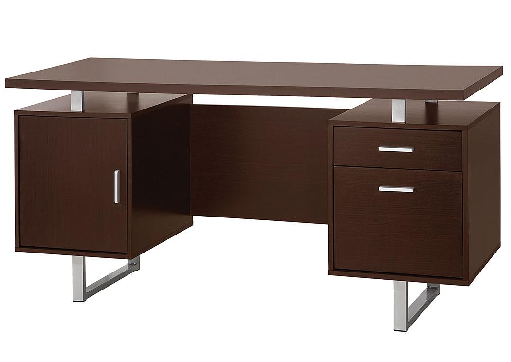 Jennifer Convertibles: Sofas, Sofa Beds, Bedrooms, Dining Rooms u0026 More! Cappuccino Desk