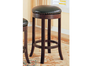 Wooden 29in Bar Stool (Set of 2)