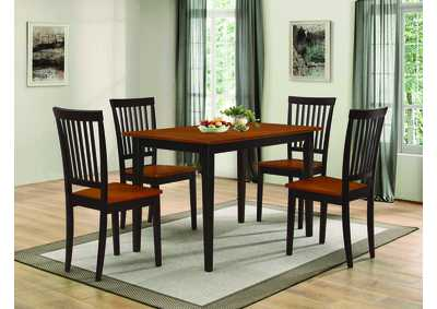 5 Pc Dining Set,Coaster Furniture