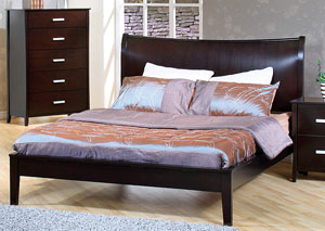 Stuart Queen Bed,Coaster Furniture