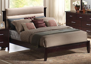 Kendra Mahogany Queen Bed,Coaster Furniture