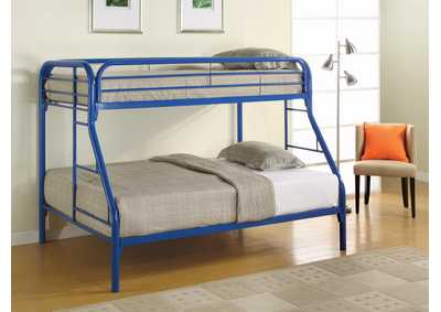 Twin/Full Bunkbed (Metal),Coaster Furniture