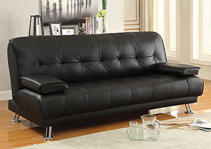 Black Sofa Bed,Coaster Furniture