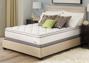 Crystal Cove Pillow Top Queen Mattress,Coaster Furniture