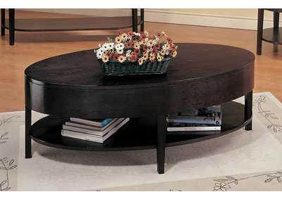 Coffee Table - Round,Coaster Furniture