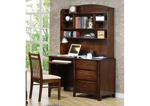 Scottsdale Walnut Desk - Writing Desk