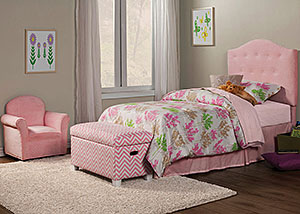 Pink Storage Bench,Coaster Furniture