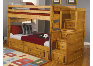 Bunk Bed,Coaster Furniture