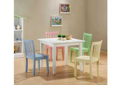 Table & Chairs (5 Pc Set)