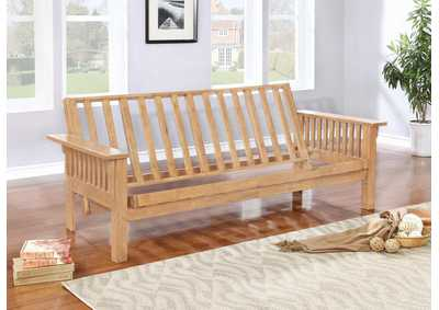 Mission Futon Frame Deluxe