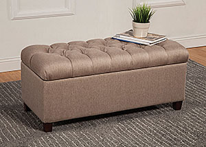 Taupe Bench