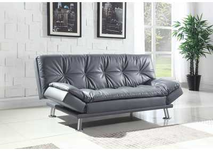 Dark Grey Sofa Bed,Coaster Furniture