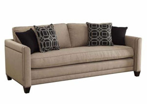 Beige Sofa,Coaster Furniture