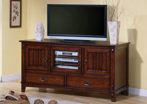Mission LCD TV Console