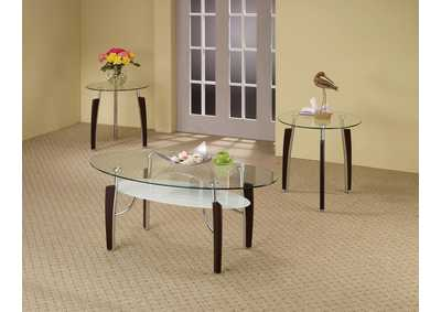 3pc Occasional Table Set,Coaster Furniture