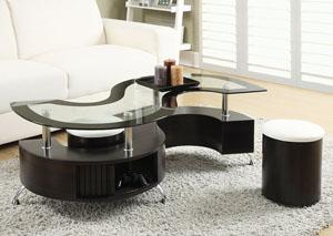 Cappuccino Coffee Table