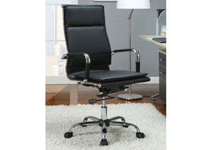 Chrome Office Chair