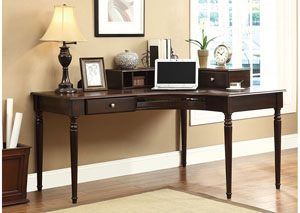 Brown Desk,Coaster Furniture