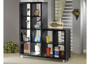 Two Level Bookcase