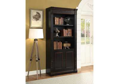 Two Tone Single Bookcase,Coaster Furniture