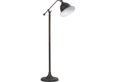 Dark Bronze Floor Lamp,Coaster Furniture