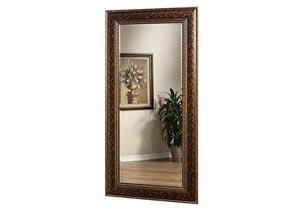 Antique Brown Mirror