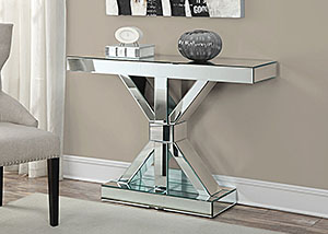 Atlantic Bedding and Furniture Jacksonville FL Console Table