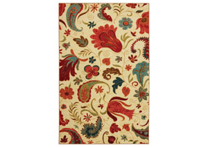 Tropical Acres Large Floor Rug