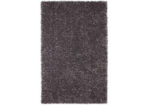Graphite Shag Large Floor Rug