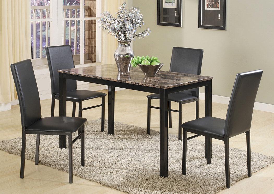 Macks Furniture Warehouse Aiden Rectangular Dining Room  : 1217 from mackswarehouse.com size 1050 x 744 jpeg 219kB