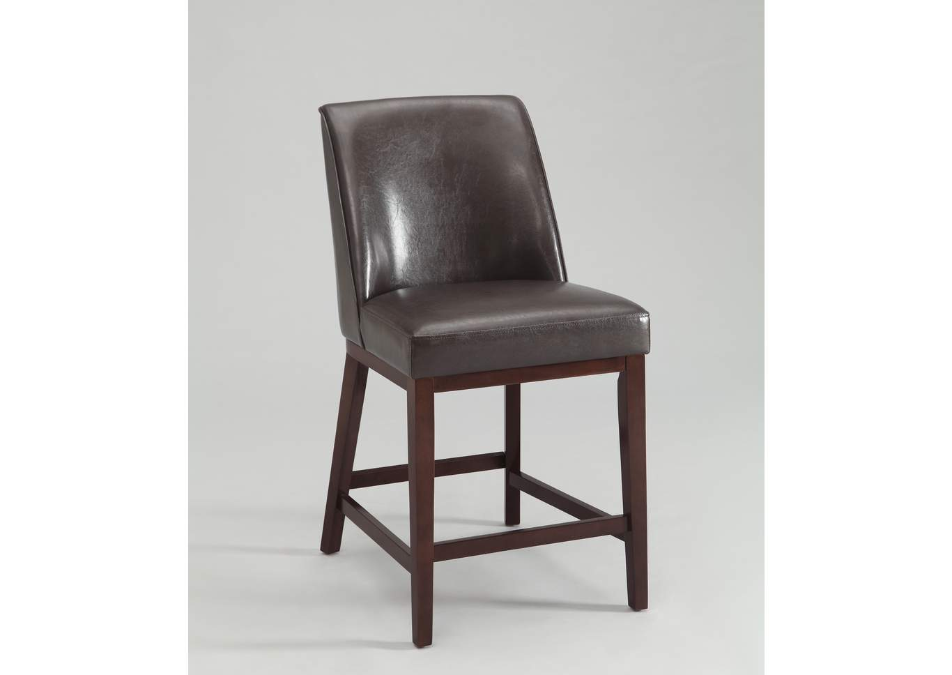 National Furniture Outlet Westwego La Sondra Espresso Counter Height Chair Set Of 2