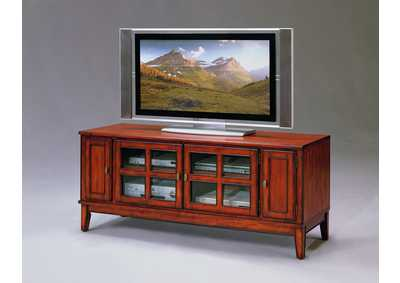 Hawthorne Entertainment Console w/Storage,Crown Mark
