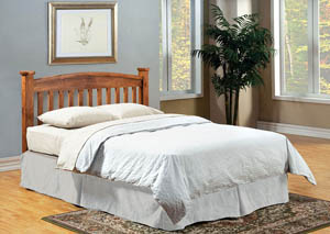 Buffalo Queen Headboard,Furniture of America